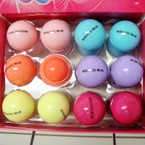 Popular Ball Styler Fruit Favor Roll On Lip Balms 24 per display bx  .50 ea