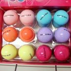Popular Ball Styler Fruit Favor Roll On Lip Balms 24 per display bx  .50 ea