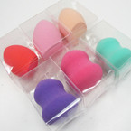 "2 & 2.5"" New Style Make-Up Applicator  .58 each"