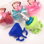 New Silicone Nail Polish Bottle Holder Ring 12 per pk $ 1.42 each