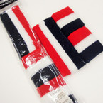 USA Color Teri Sweatband & Wrist Band Set .42 per set
