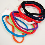 6 Pk Soft & Stretchy Headbands  Mixed Colors   .54 per pack
