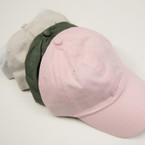 Nice Quality Asst Color Baseball Caps 12 per pk ONLY .92 each