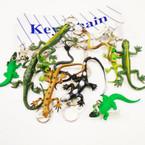 Lizard & Snake Fun Keychains 12 per pk .21 each