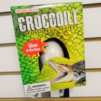 Glow in the Dark Crocodile Egg Fossil Hunt 12 per bx $ 1.25 each