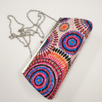 "4"" X 7"" X 2"" Special BOHO Clutch Bag Asst Colors ONLY $ 1.25 each"