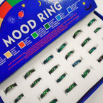 Mood Color Changing Band Rings 24 per bx ONLY .50 each
