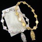 Guadalupe Gold & Silver Charm Bracelets .54 each