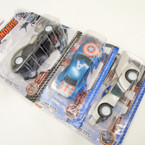 "3"" Pull Back Action Carded Car's 3 styles Only .55 each"