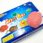 "Novelty 3"" Splat Brain  12 per display .54 each"
