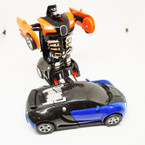 Transformation Robot Cars 8 per bx $ 2.25 each