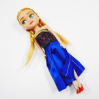 "6"" Stylish Fashion Dolls 12 per pack .56 each"