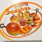 Life Like Food Scented Squishes w/ Clip 24 per display bx $1.12 each