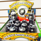 "3"" Pirate Bomb Slime 12 per display bx .70 each"