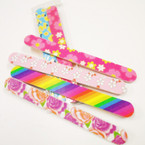 """Special Value 4 Pk 7"""" Fancy Nail Files only .60 per pk of 4"""