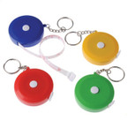 "2"" Tape Measure Key Chains  12 per pack .52 each"
