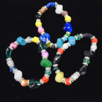 SPECIAL Multi Style Glass Beaded Fashion Bracelets .54 each