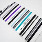 SPECIAL 4 Pack Fashion Choker Sets Asst Colors .58 per set