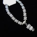 Cast Silver OWL Stretch Bracelets w/ Owl Charm .54 each