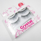 2 Pair Fashion Eyelashes 12-2 pks .54 per set