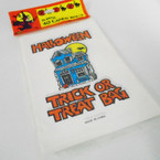CLOSEOUT 40 CT Halloween Candy Bags .10 each set 48 sets per bx