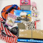 CLOSEOUT Mixed Grab Bag as Shown 30 pcs .18 each