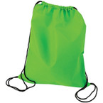 Neon Drawstring Backpacks 12 per pack ONLY .60 each