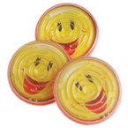 "2.75"" Smiley Face Maze Puzzles 12 per pk .18 each"