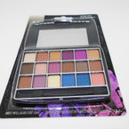 Popular 18 Color Eye Shadow Kit w/ Mirror 12 per bx .70 each