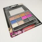 Popular 12 Color Eye Shadow Kit w/ Mirror 12 per bx .65 each