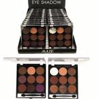 9 Color Eye Shadow  Pallet 24 per display .95 each