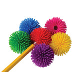 "2.5"" Hedge Ball Pencil Toppers  12 per pk .27 each"