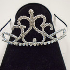 Large Size Rhinestone Tiara's (009) sold by pc $ 3.00 each