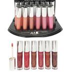 Metallic Long Lasting Lip Gloss  24 per display .60 each