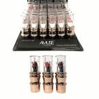 Creamy Matt Lipsticks Asst Colors 36 per display .60 each