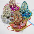 Handmade Fashionable Party Masks .56 each