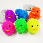 "1.75"" Flashing Puffer Ducks 24 per display can .29 each"