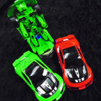 "5.5"" Transformer Car to Robot w/ Sound & Light 10 per bx $ 2.00 ea"