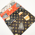 "Designer Look 4.5"" X 8.5"" Cosmetic Zipper Bags .56 each"