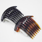 "Value Pack 3 Pk 4"" French Hair Combs .58 per set of 3"