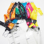 "36"" Mixed Color I Love Jesus Lanyards w/ 4"" ID Holder  .50 each"