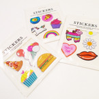 Fun Multi Use Stickers Mixed Styles SPECIAL  .39 each