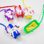 Unicorn Theme Fruit Scented Hand Santizers 12 per pk @ .56 ea