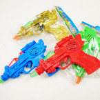 "6.5"" Asst Color 8 Sound w/ Lite Mini Guns 12 per pk .55 each"