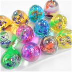 "3"" Aquarium Under the Sea Theme Egg Shaped Crystal Putty 12 per display .62 each"