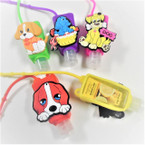 "3"" Asst Scent Hand Sanitizer DOG Theme 12 per pk .56 ea"