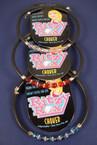 Ritzy Rox Choker w/ Acrylic Beads 36 per pack  .50