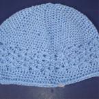 Goophi Cap All Sky Blue Reg. Size  ON SALE .50 ea