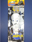 Casper Hallo Treat Bags 20 Count per pack 12 pks per box .25 each 20pk