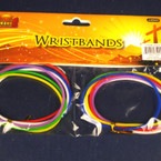 Colors of Faith Silicone Bands 24 sets per package
